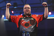 William Hill World Darts Championship Quarter Finals 01-01-2021. 010121
