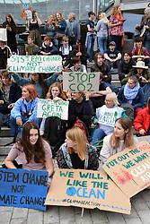 School Strike for Climate, Norwich, UK, Friday 20 September 2019