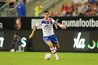 FOOTBALL - FRENCH CHAMPIONSHIP 2012/2013 - L1 - STADE RENNAIS v OLYMPIQUE LYONNAIS - 11/08/2012 - PHOTO PASCAL ALLEE / HOT SPORTS / DPPI - MAXIME GONALONS (OL)