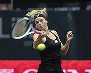 WTA Generali Ladies Linz Day Three 121016