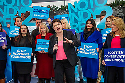 Pictured: Rixchard Leonard<br /><br />On the final day of electioneering for the UK election, Jackson Carlaw, Leader of the Scottish Conservatives and Ruth Davidson led an election rally in Edinburgh.<br />.<br />Ger Harley | EEm 11 December 2019