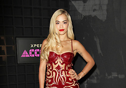 © London News Pictures. 18/06/2013. London, UK. Rita Ora at the Sony Xperia Access launch party, Sony Music, London UK, 18 June 2013, Photo Credit Richard Goldschmidt/LNP