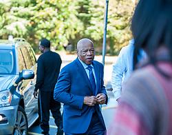 November 3, 2018 - Atlanta, GA - Congressman John Lewis (D) GA, attends a campaign event for Georgia Gubernatorial Democratic candidate Stacey Abrams in Atlanta, GA. (Credit Image: © Michael A. McCoy/ZUMA Wire)