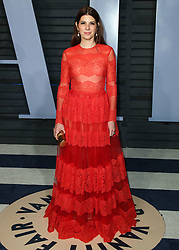 BEVERLY HILLS, LOS ANGELES, CA, USA - MARCH 04: 2018 Vanity Fair Oscar Party held at the Wallis Annenberg Center for the Performing Arts on March 4, 2018 in Beverly Hills, Los Angeles, California, United States. 04 Mar 2018 Pictured: Michelle Monaghan. Photo credit: IPA/MEGA TheMegaAgency.com +1 888 505 6342