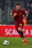 Daniele De Rossi Roma <br /> Roma 05-12-2017 Stadio Olimpico Uefa Champions League A 2017/2018 Group C AS Roma - Qarabag Foto Andrea Staccioli / Insidefoto