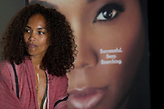 """Mara Brock Akil, creator and executive producer of  BET's """"Being Mary Jane"""", leads a Q&A after a screening at the W Hotel in Dallas, Texas on June 22, 2013."""
