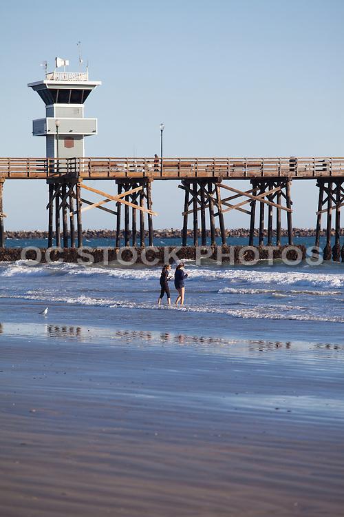 Seal Beach Pier Orange County