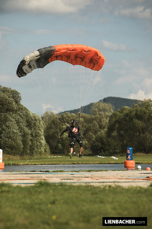 Pink Open 2019 Canopy Piloting competition at Skydive Pink Klatovy