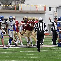 March 27th, 2021, University of Dubuque defeats Coe 17-13 at Clark Field in Cedar Rapids