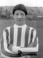 Frank Worthington - Huddersfield Town. 1966-71. Credit: Colorsport.