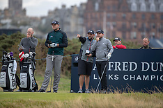 2018 Alfred Dunhill Links Championship - Preview Day - 03 Oct 2018