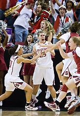 20100329 - Stanford vs Xavier (NCAA Women's Basketball)