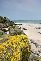 South Coast of Isle of Arran near Kildonan Scotland
