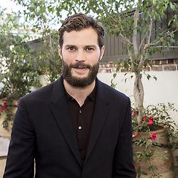 November 2, 2016 - Hollywood, California, U.S. - Jamie Dornan is seen in the TV series The Fall as a serial killer (Netflix) and the movies The Siege of Jadotville, The 9th Life of Louis Drax, Untogether and as Mr. Gray in two new sequels:  Fifty Shades Darker and Fifty Shades Freed next year. (Credit Image: © Armando Gallo/Arga Images via ZUMA Studio)