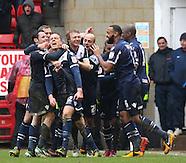 Charlton Athletic v Millwall 160313