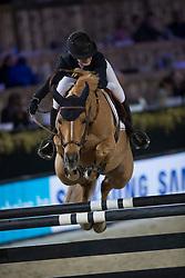 Conter Emilie, BEL, Mufasa<br /> Jumping Mechelen 2017<br /> © Sharon Vandeput<br /> 29/12/17