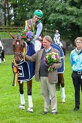 , Warendorf - Bundeschampionate 04. - 08.09.2013, Chipmunk 5 - Krajewski,Julia - Championatssieger