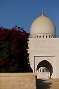 2019 Mar 11: Sheikh Zayed Grand Mosque in Abu Dhabi, United Arab Emirates.  ©Trevor Brown, Jr./Trevor Brown Photography