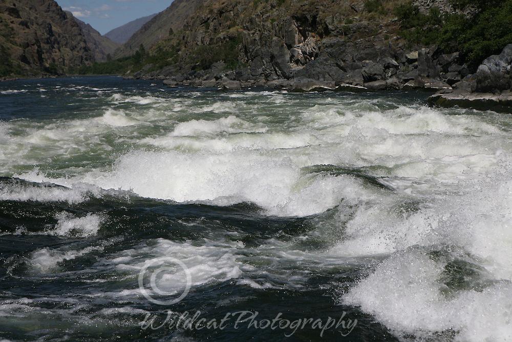 Hells Canyon Snake River rapids