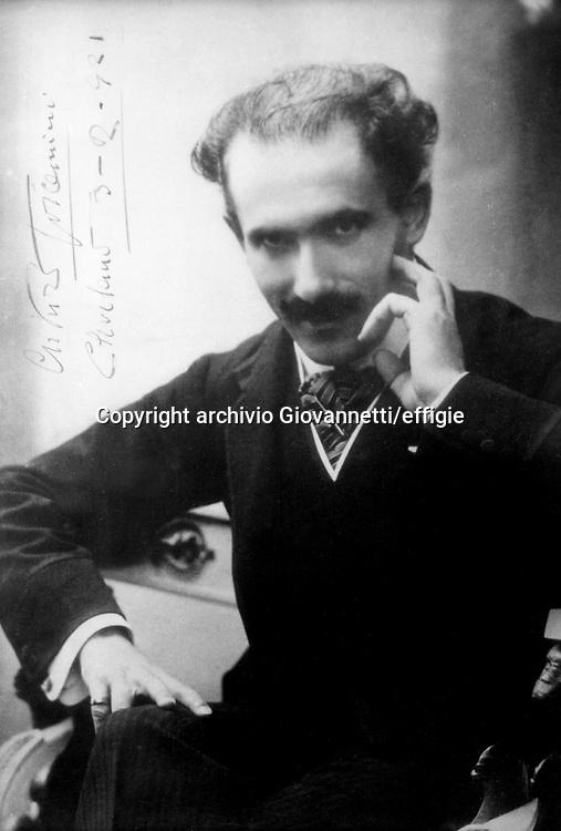 Arturo Toscanini<br />archivio Giovannetti/effigie
