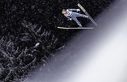 18.01.2019, Wielka Krokiew, Zakopane, POL, FIS Weltcup Skisprung, Zakopane, Qualifikation, im Bild Manuel Fettner (AUT) // Manuel Fettner of Austria during his Qualification Jump of FIS Ski Jumping World Cup at the Wielka Krokiew in Zakopane, Poland on 2019/01/18. EXPA Pictures © 2019, PhotoCredit: EXPA/ JFK