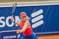 Carina Witthoeft (Germany) at the 2017 WTA Ericsson Open in Båstad, SWEDEN, July 25, 2017. Photo Credit: Katja Boll/EVENTMEDIA.