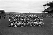 06/09/1964<br /> 09/06/1964<br /> 6 September 1964<br /> All-Ireland Senior Final: Tipperary v Kilkenny at Croke Park, Dublin.<br /> Tipperary team.