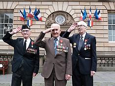 D-Day 75th anniversary, Edinburgh, 6 June 2019