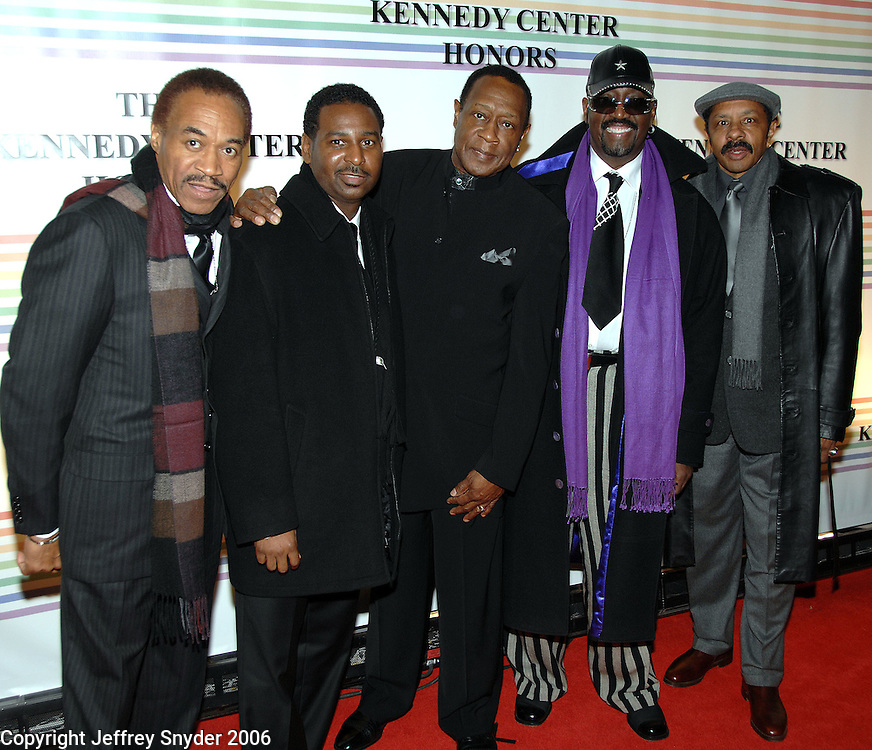 The Temptations<br />