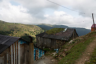 Alaca Yaylası, a small community of a few houses up in Turkey's northern Pontic mountains.