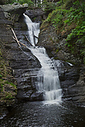 Raymondskill Water Falls, Delaware Water Gap National Recreation Area, Milford, PA,