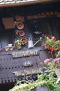 restaurant la table du brocanteur colmar alsace france
