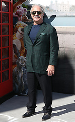 Jim Cummings attends the European premiere of Christopher Robin at the BFI Southbank in London.