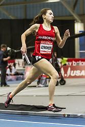 New Balance Indoor Grand Prix Track & FIeld:  High School Girls Sprint Medley, Hingham
