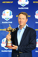 PGA Of America Ryder Cup Announcement 2016