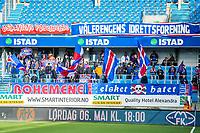 Fotball , Eliteserien , 17 April 2017 , Molde - Vålerenga , Klanen , Supportere<br /> <br />  , Foto: Marius Simensen, Digitalsport