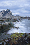 Stokksnes in east-Iceland