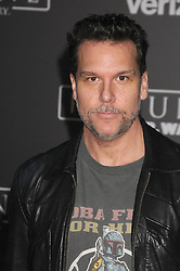 December 10, 2016 - Los Angeles, California, United States - December 10th 2016 - Los Angeles California USA - Actor DANE COOK   at the World Premiere for ''Rogue One Star Wars'' held at the Pantages Theater, Hollywood, Los Angeles  CA (Credit Image: © Paul Fenton via ZUMA Wire)