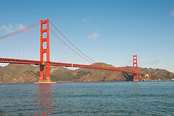 Golden Gate Bridge, San Francisco, California, USA.  Photo copyright Lee Foster.  Photo # california108208