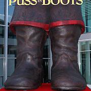NLD/Amsterdam/20110627 - Photocall Puss in Boots met Anna Drijver en Antonio Banderas,