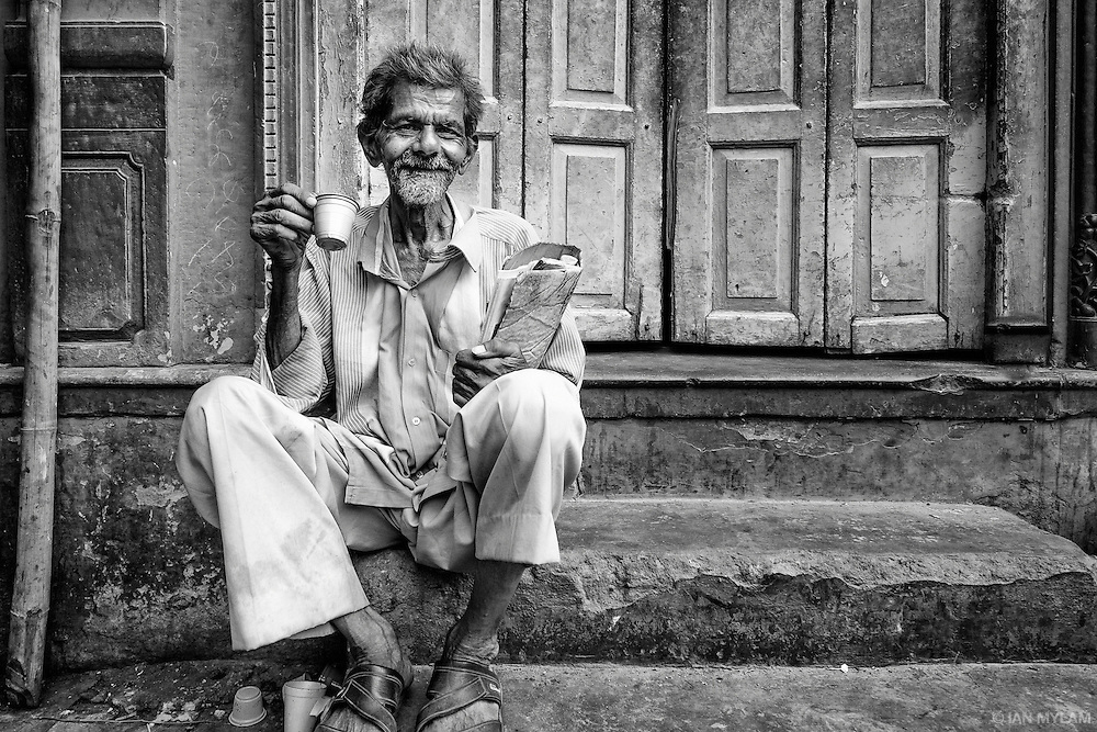 Chai on Chandni Chowk - Old Delhi, India