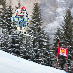 20111215: ITA, Alpine Ski - Practice session at FIS World Cup Men's Downhill in Val Gardena