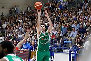 Ariel Filloy<br /> Betaland Capo d'Orlando - Sidigas Avellino <br /> Campionato Basket Lega A 2017-18 <br /> Capo d'Orlando 22/04/2018<br /> Foto Ciamillo-Castoria