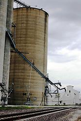 04 May 2013:   Grain storage facility, Lexington Illionis