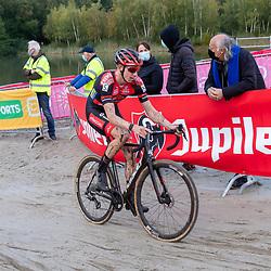 11-10-2020: Wielrennen: Superprestige: Gieten<br />Michael Vanthourenhout