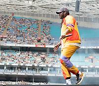 Baker Boy at Fire Fight Australia at the  ANZ Stadium Sydney Australa 16 Feb 2020 Photo BY Rhiannon Hopley