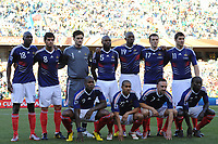 FOOTBALL - FIFA WORLD CUP 2010 - GROUP STAGE - GROUP A - FRANCE v SOUTH AFRICA - 22/06/2010 - PHOTO FRANCK FAUGERE / DPPI - TEAM FRANCE