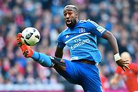 Johan Djourou (HSV)<br /> Muenchen, 25.02.2017, Fussball Bundesliga, FC Bayern München - Hamburger SV 8:0<br /> <br /> Norway only