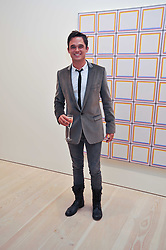 GARETH GATES at an exhibition of photographic portraits by Bryan Adams entitled 'Hear The World' at The Saatchi Gallery, King's Road, London on 21st July 2009.