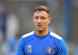 Carlisle United's Richard Bennett